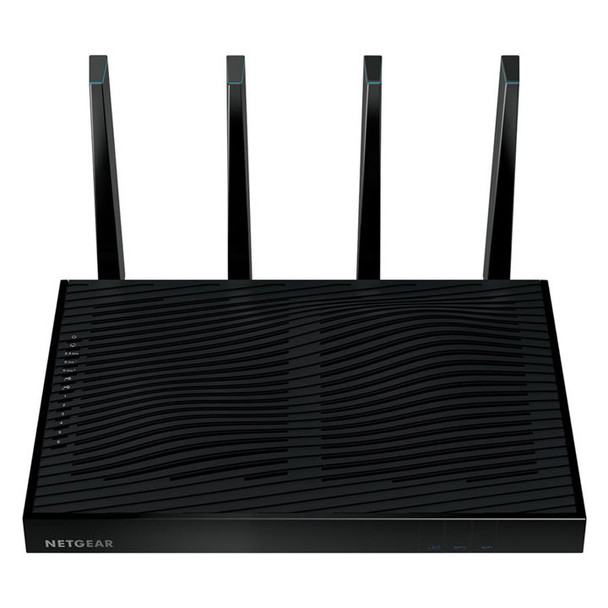 Netgear R8500 with DD-WRT