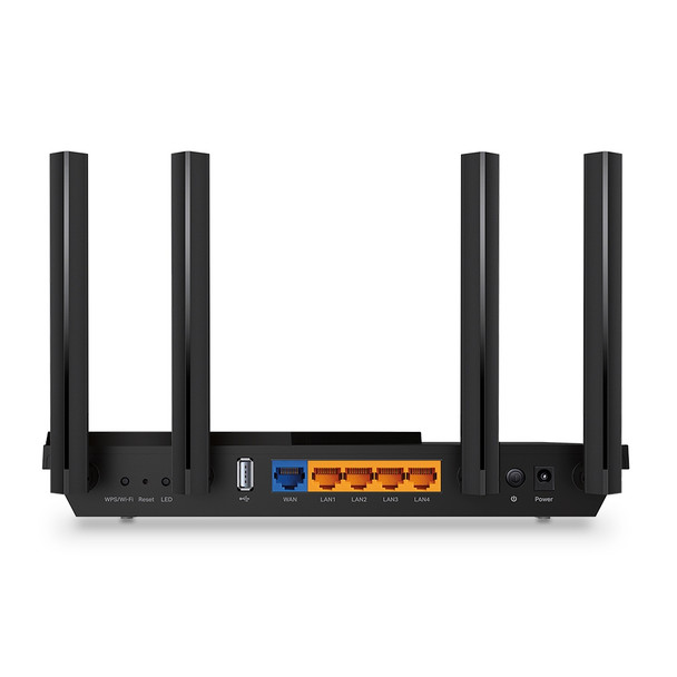 TP-Link WiFi 6 Router AX1800 Back