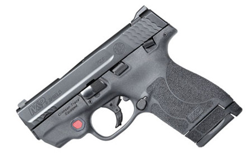 Small img:GC8:SMITH & WESSON  SHIELD  9MM  CTC  TS  RED LASER
