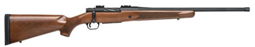 Small img:GR1: MOSSBERG PATRIOT 450 BM WALNUT STOCK