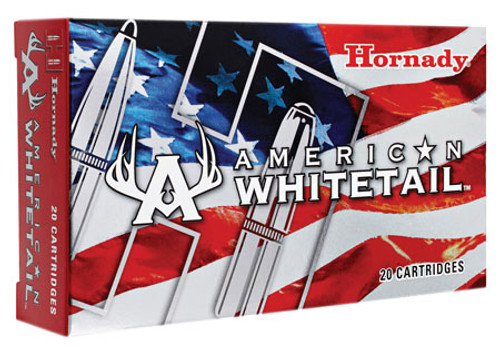Small img:A4: Hornady American Whitetail 25-06 117gr InterLock