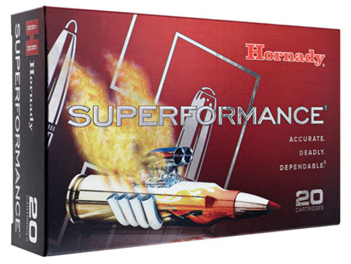 Small img:A5: Hornady  Superformance 257 Roberts +P 117gr SST
