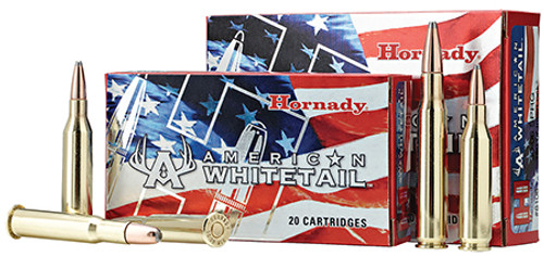 Small img:A4: Hornady 8047 .243 WIN 100 gr American Whitetail