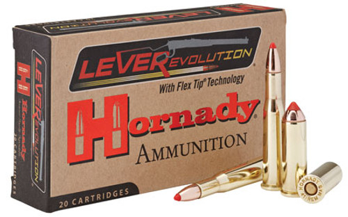 Small img:A3:HORNADY LEVEREVOLUTION 41 REM MAG 190GR FTX