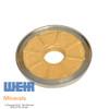 Frame Plate Liner Insert (Metal) (4-3D)