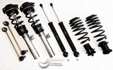 WRD ASSEMBLED ADVANTAGE STREET + COILOVER kit MK5/6, with GERMAN SPRINGS!