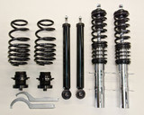 WRD Advantage Street Coilovers MK4 GTI, GOLF, JETTA 1999-2006