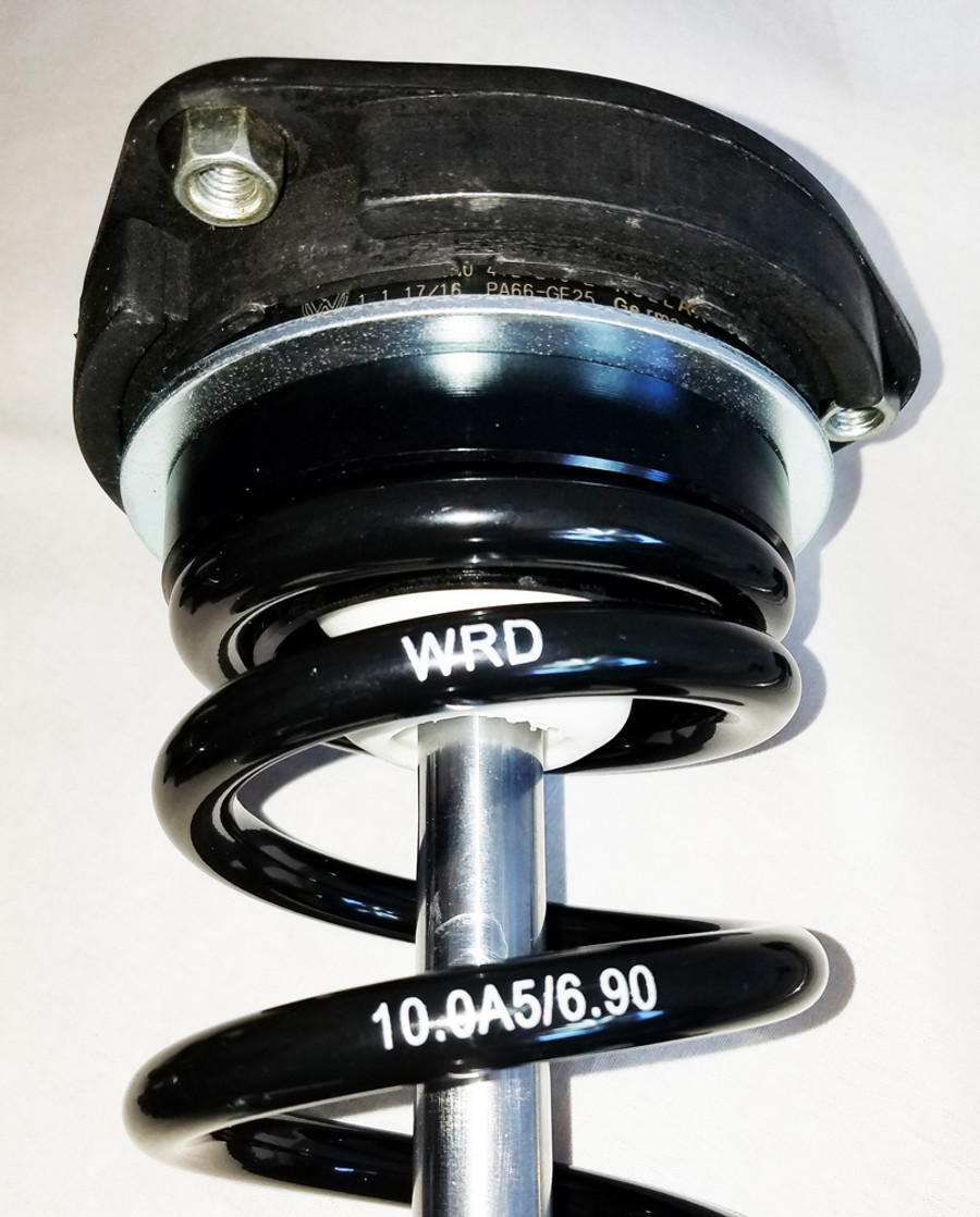 WRD ASSEMBLED ADVANTAGE STREET + COILOVER kit, REAR BEAM, 55MM FRONT STRUT, with GERMAN SPRINGS!