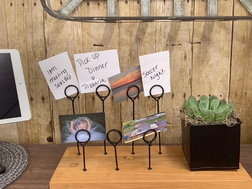 Multi Photo Display Planter with Plant & $20 Gift Card