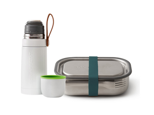 Black & Blum flask and lunch box
