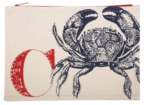 C CRAB POUCH