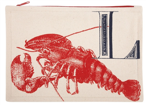 L LOBSTER POUCH