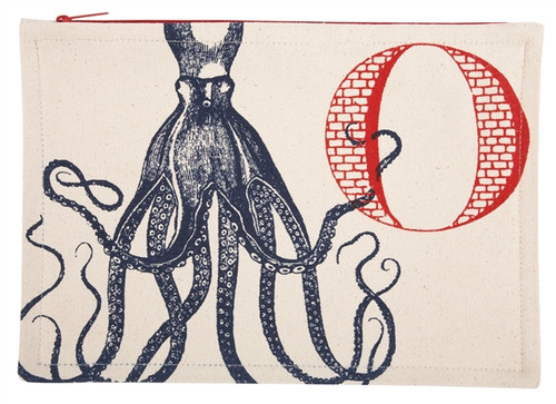 O OCTOPUS POUCH
