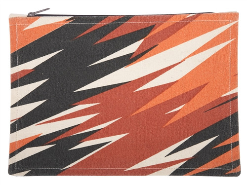 FLAME CANVAS POUCH