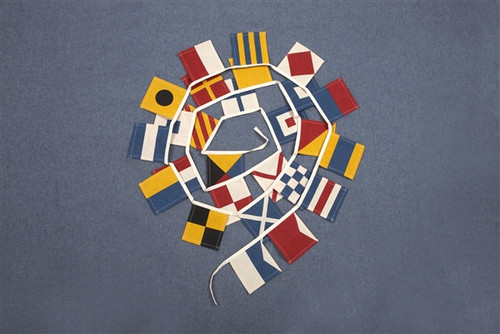 NAUTICAL FLAGS BUNTING