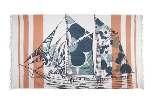 DAZZLE SHIP BANYA TOWEL