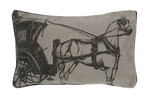 CARRIAGE PILLOW