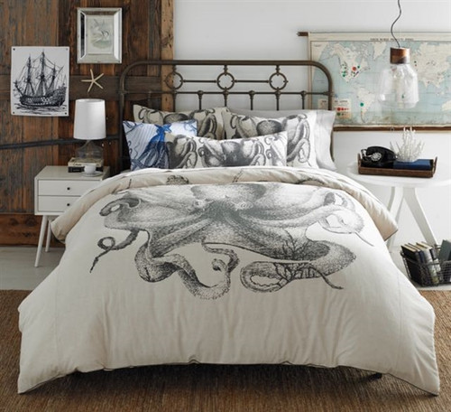 PULPO KING DUVET COVER