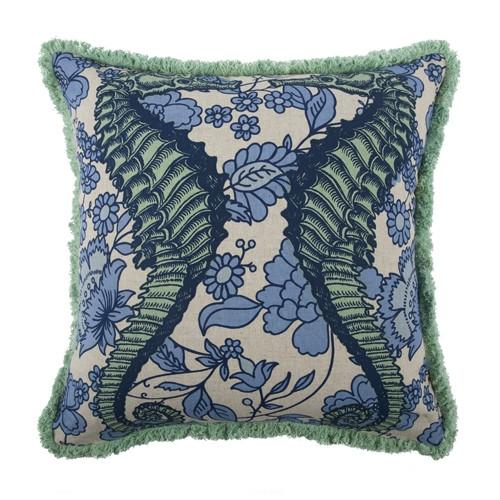 Seahorse Vineyard Pillow