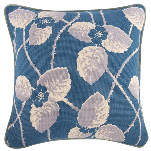 """THORNS/SQUARES 18"""" REVERSIBLEPILLOW"""
