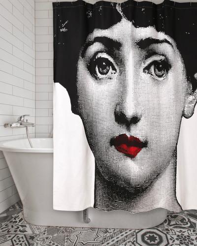 XO Shower Curtain