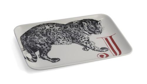 J Jaguar Alphabet Tray