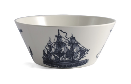 Scrimshaw Small Bowls Set of Four