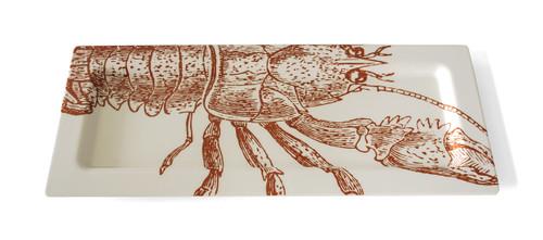 Sea Life Extra Large Rectangular Tray
