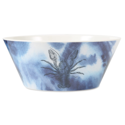 Shibori Serving Bowl