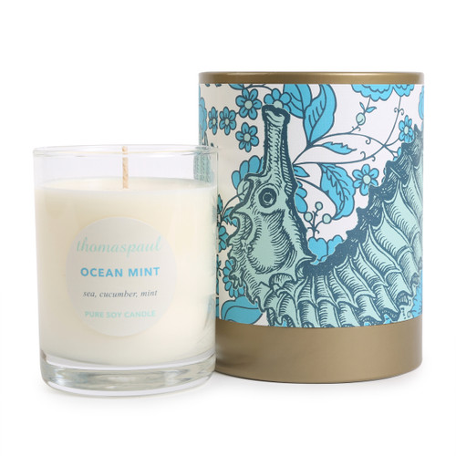 Seahorse Vineyard Scented Candle