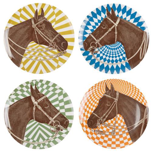 Equus Melamine Side Plates