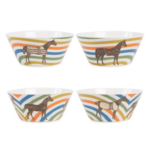 Equus Melamine Small Bowls