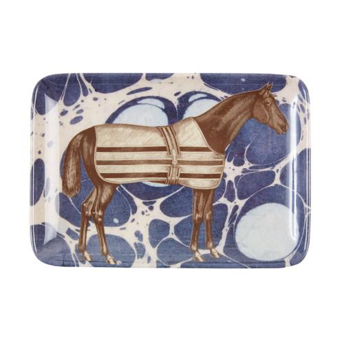 Equus Melamine Small Tray/Soap Dish