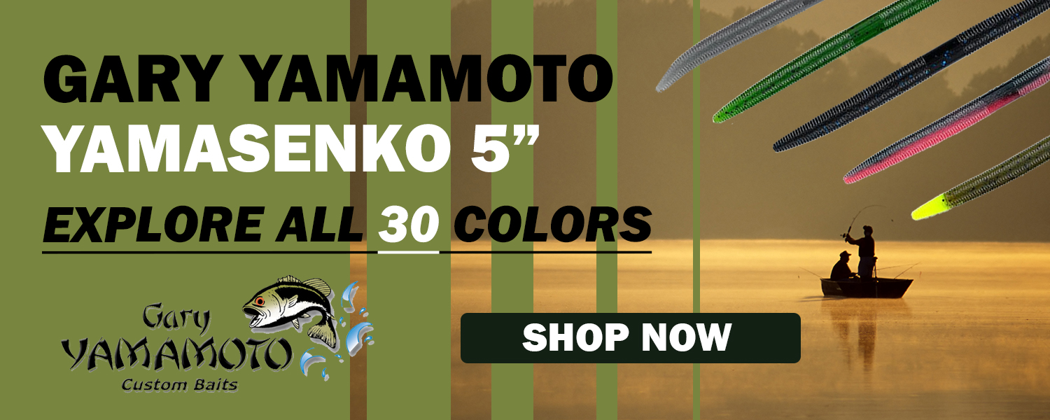 Yamasenko 5 inch in assorted colors