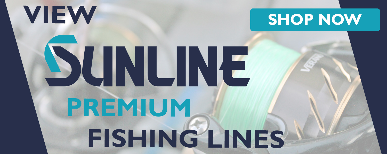 Sunline Fishing Line, Try it once and you will use it always