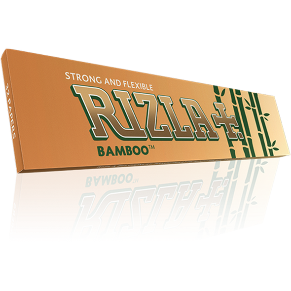RIZLA Bamboo King Size Super Slim Rolling Papers