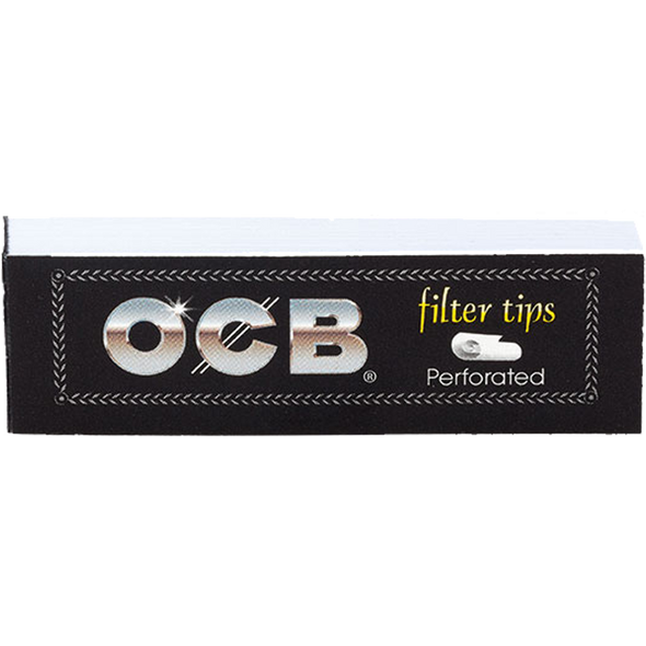 OCB Filter Tips Perforated