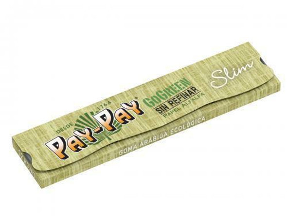 Pay Pay GoGreen Slim Rolling Papers