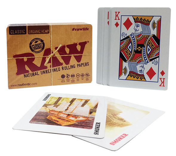 RAW Classic Playing Cards
