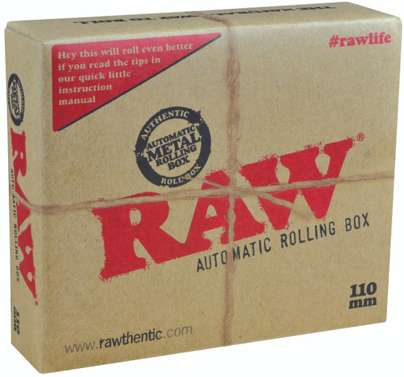 RAW Automatic Roll Box 110mm King Size