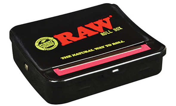 RAW Automatic Roll Box 70mm Single Wide Papers