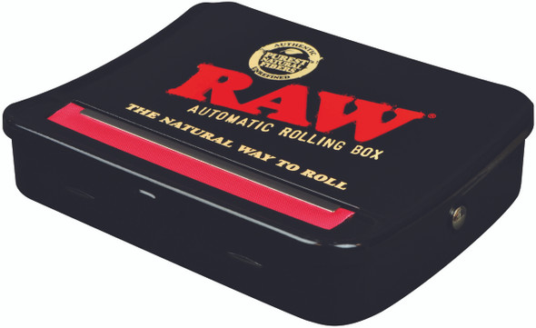 RAW Automatic Roll Box 79mm 1-1/14 Papers