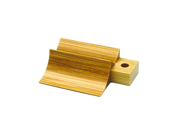 RAW Bamboo Magnetic Scoop