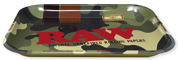 RAW Camouflage Large Rolling Tray