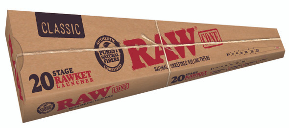 RAW Classic 20 Stage RAWKet Launcher