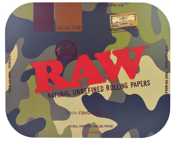 RAW Large Como Magnetic Rolling Tray Cover (Tray Not Included)