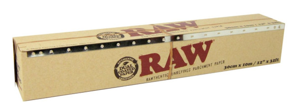 RAW Parchment Paper 30cm x 10m Roll Shatter