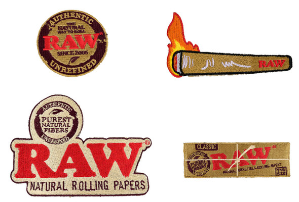 RAW Patches