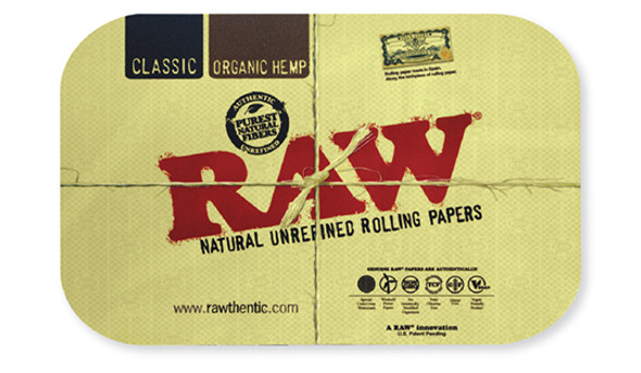 RAW Small Tray Cover Magnetic (Tray Not Included)