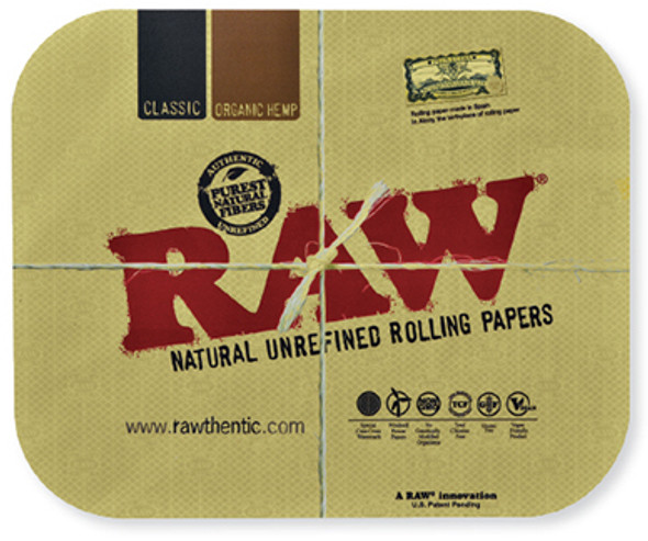 RAW XXL Tray Cover Magnetic (Tray Not Included)